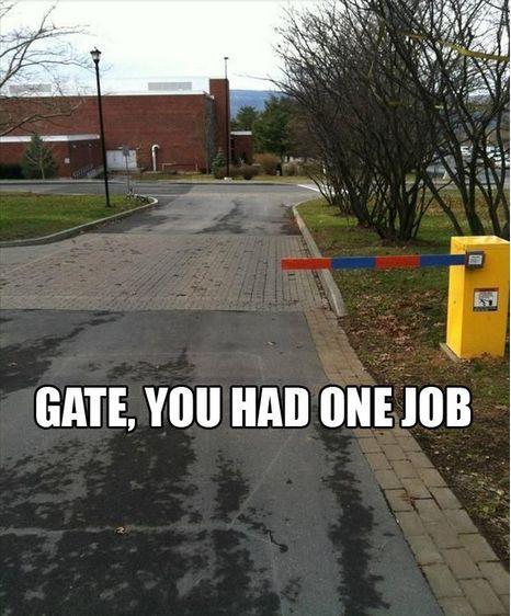 gate-fail